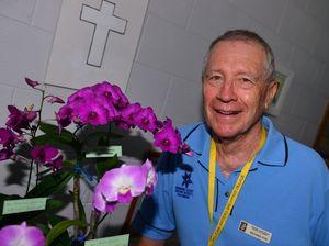 Sunshine Coast orchid show