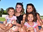 Lola Carr-Walker, 3, Ashlee Jade, 14, Elona, 13 and Havanah Carr-Walker, 5.