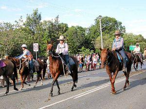 Great Horse Ride brings crowd to Kilkivan