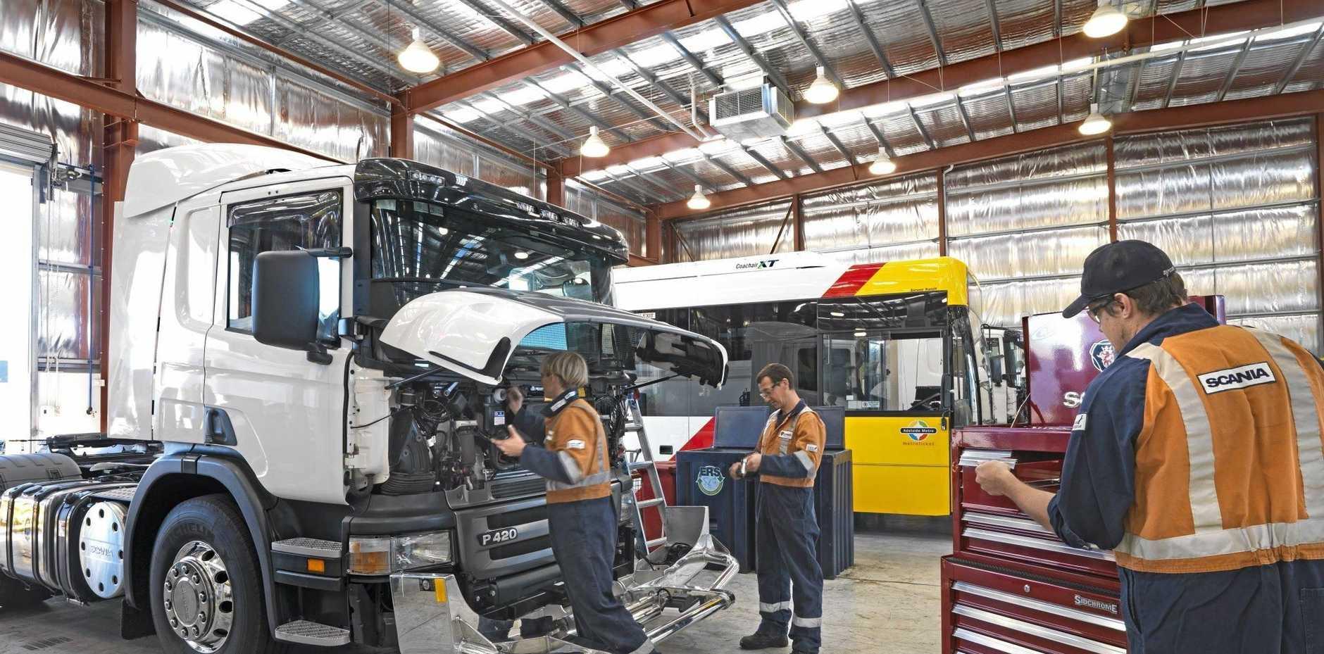 Scania offer rolls on | Big Rigs