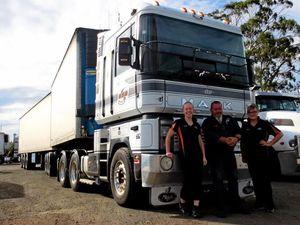 Tassie Truckin' - Edward Kelly