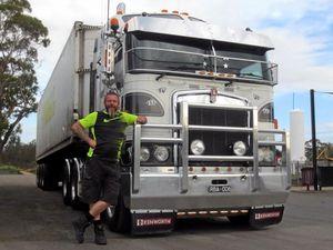 Tassie Truckin' - Brian Scott