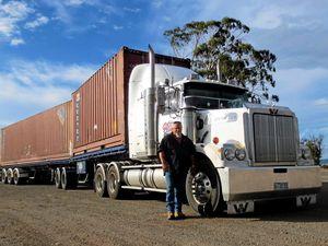 Tassie Truckin' - Scott Triffett