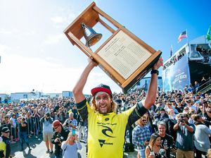 Byron surfer Wilkinson takes out Rip Curl Pro