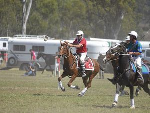 Hot weekend has no impact on Cunningham Polocrosse Carnival at Bony Mountain