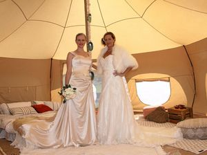 Bridal fair changes Northern Rivers couple's plan of eloping