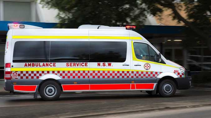 Two men were taken to Lismore Base Hospital following last Wednesday's fatal crash at Mummulgum that claimed the life of Lidia Schilling.
