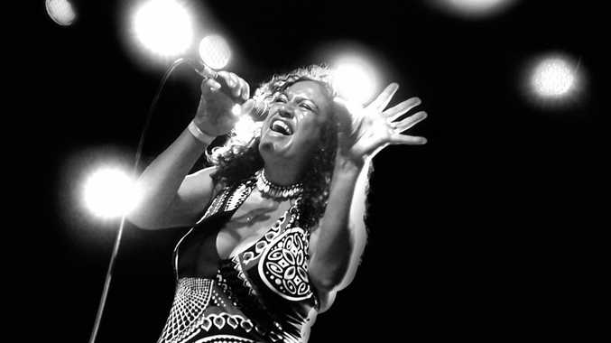 Neo-soul diva Kylie Auldist is one of the headline acts at this year's Bello Winter Music Festival being held in July.