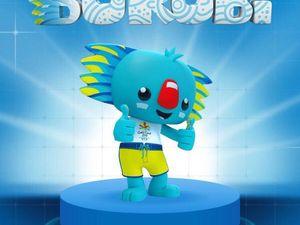 Meet Borobi, the Gold Coast Commonwealth Games mascot