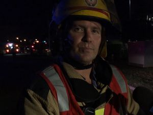 Man feared for home in 'suspicious' Gladstone fire