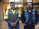 Hells Angels' member Terry McCormick and Rebels' member Mick Kosenko have described the Palaszczuk government-commissioned review into anti-bikie laws as a backflip.