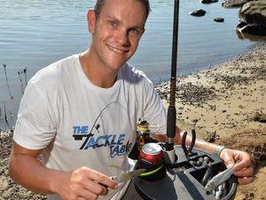 Coast fishing inventor seeks local investors