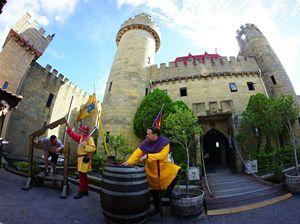Visit country's biggest castle
