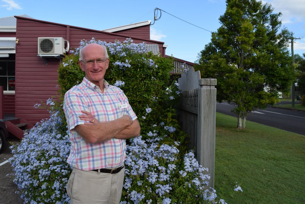 WINNER: Chris Loft is celebrating his sucess after being declared the Fraser Coast's new mayor - and he has wasted no time outlining his big plans for the regoin, including what will happen to rates bills. photo Lea Emery / Fraser Coast Chronicle