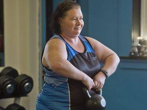 Toowoomba backs mum who men told to 'run fatty run'