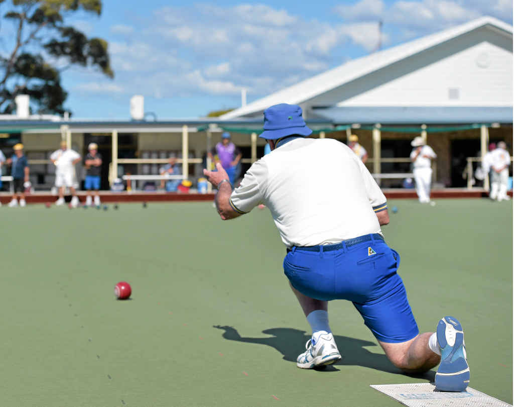 BUSINESS END OF THE SEASON: Buderim will host the finals for the Gr8 Bowls Challenge on Saturday.