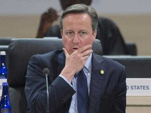 British PM's father named in Panama Papers