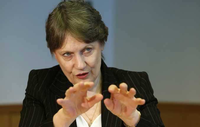 Helen Clark's chances would be good if the Eastern Europe countries, including Russia, failed to unite around a candidate.