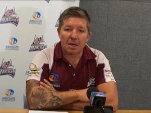 Cutter's coach talks about team for Round six