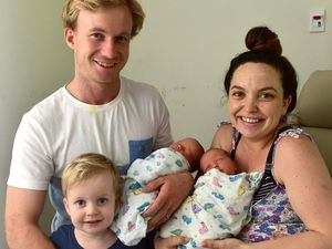 March babies born in Buderim