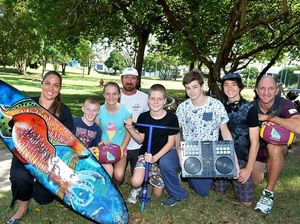 Free activities in Gympie for National Youth Week