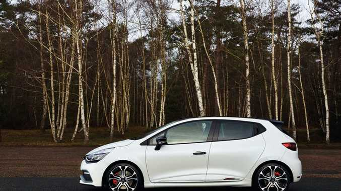 Renault Clio R.S. 220 Trophy. Photo: Contributed.