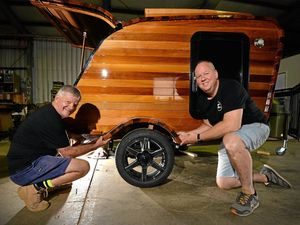 Wooden wonders on wheels to wow at expo