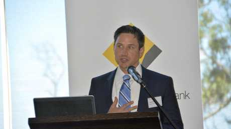 Nexus Infrastructure chief executive officer John Hagan.