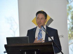 Nexus Infrastructure CEO to inspire Toowoomba's next gen