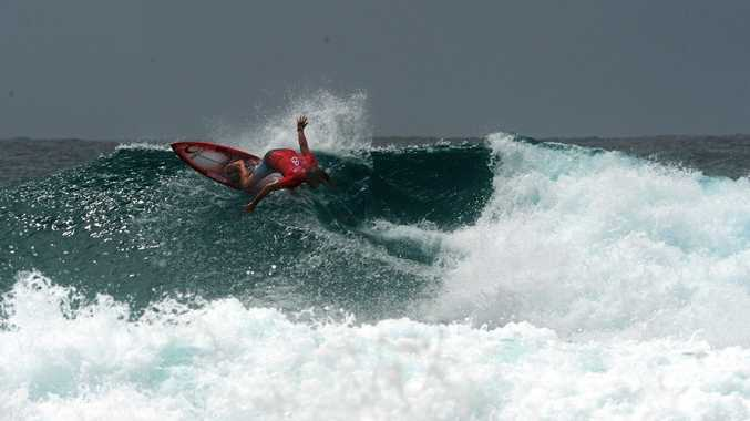 World Championship Tour leader Matt Wilkinson will compete against Lennox Head surfers Stu Kennedy and Adam Melling in the first round of the Drug Aware Pro at Margaret River.