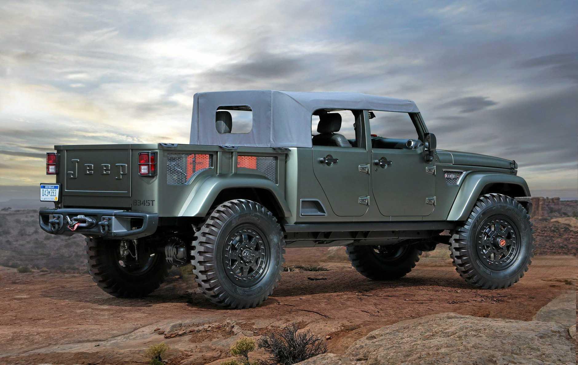 JeepÆ Crew Chief 715 Concept