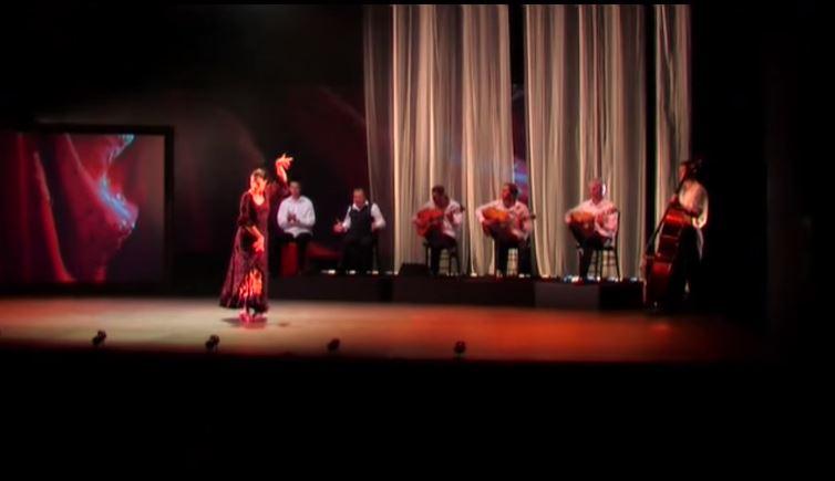 Flamenco Fire is coming to Bundaberg.