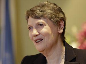 Helen Clark favoured by bookies for UN top job