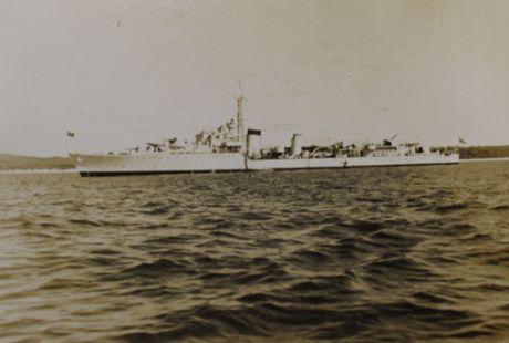 HMAS Bataan.