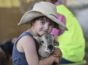 People day Toowoomba Show