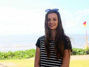 Teen shocked at rubbish on Three Rivers Beach