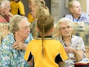 Joy spreads across generations in Maclean