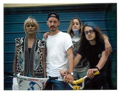 Sydney band Tigertown.