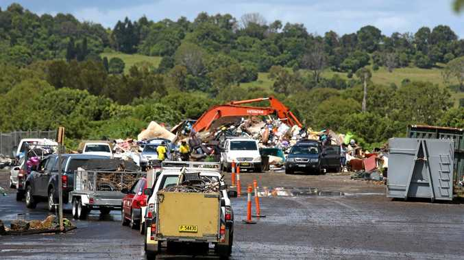 Lismore Recycling & Recovery Centre Tip Free Day.