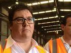 Minister for Northern Australia Matt Canavan and Dawson MP George Christensen.