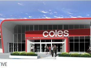 Coles takes next step in massive development