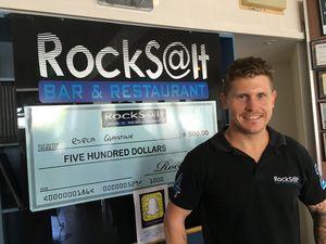 LISTEN: Gladstone boom wasn't fun: RockSalt owner