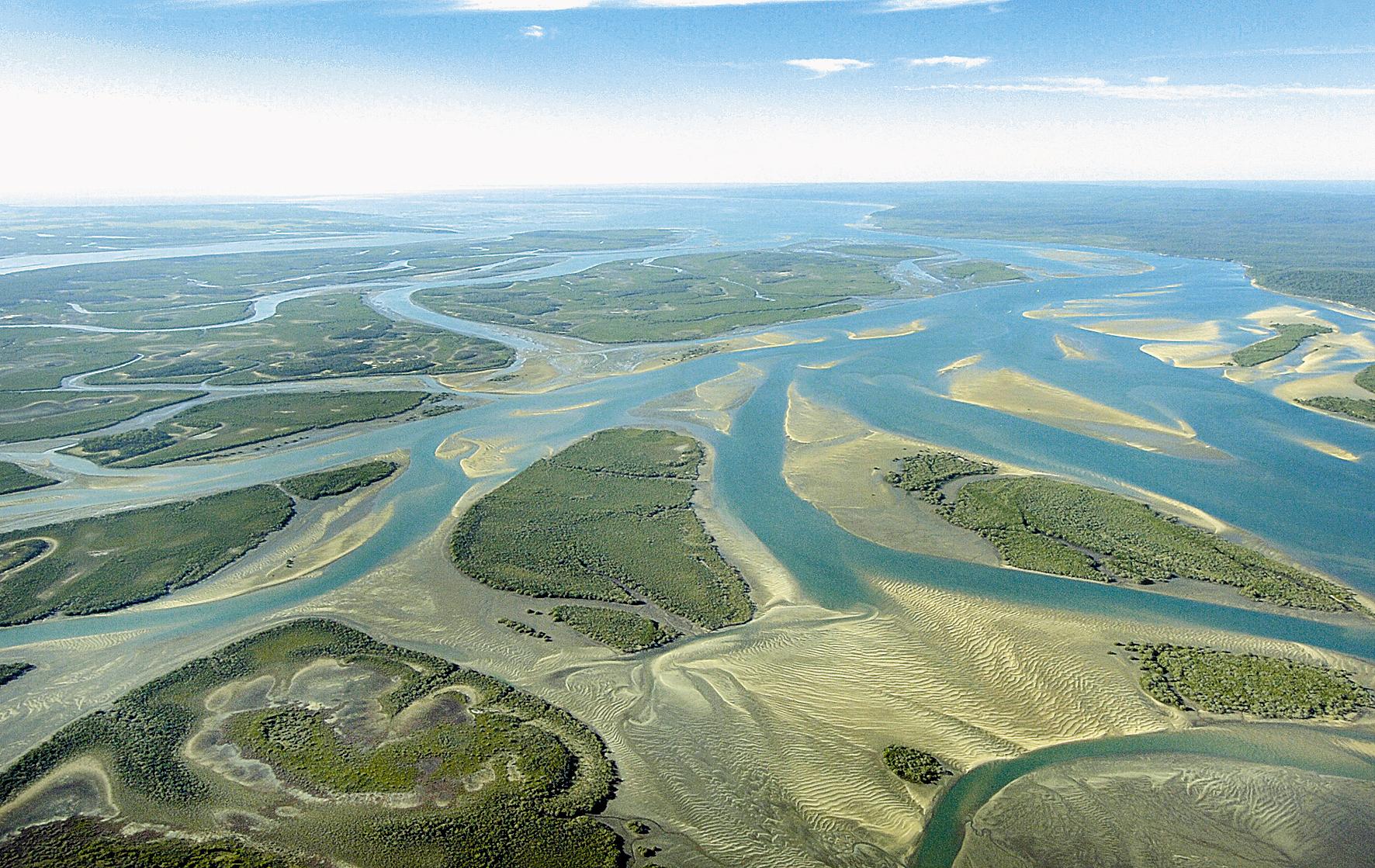 The Great Sandy Strait