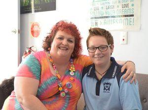 Gay, lesbian and transgender activist in Kingaroy tomorrow