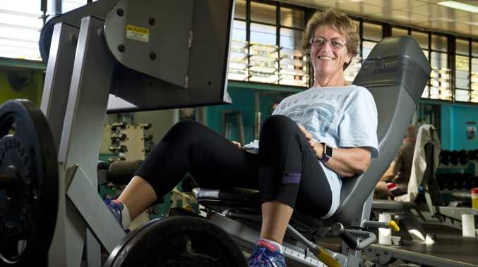 Ronda Smith has lost more than double her weight over 18 months. Photo Paul Braven / The Observer