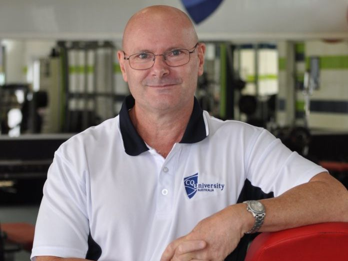 CQUniversity Lecturer in Exercise and Sports Science Dr Robert Stanton