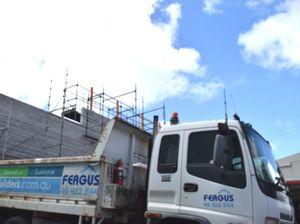 Construction starts on Mackay's new library