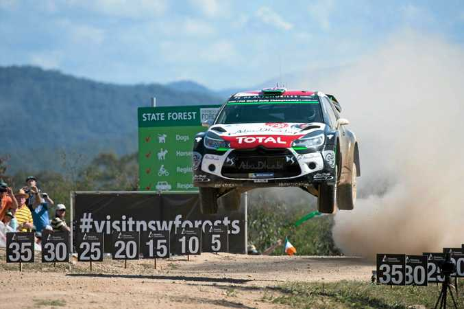 Kennards Hire has signed on as the naming rights sponsor for Rally Australia to be held on the Coffs Coast in November.