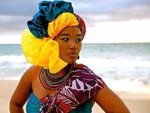 Black Woman Magic at Nimbin