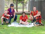 Bench to help kids find buddies at Sth Lismore school